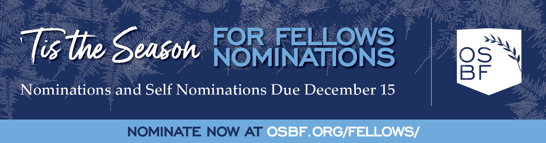 Fellows Nominations